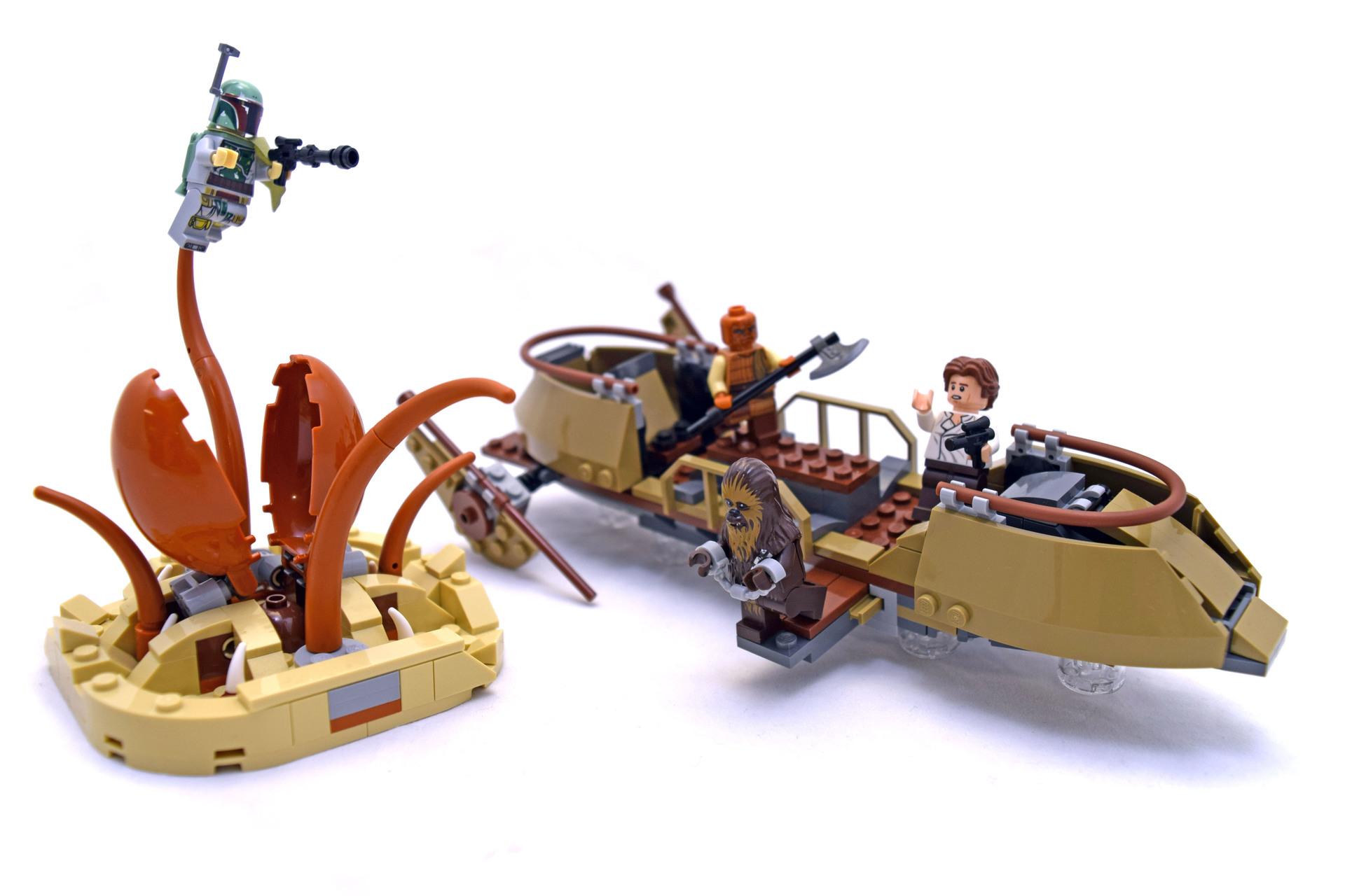 *NEW* from set 75174 Lego Star Wars Skiff Guard
