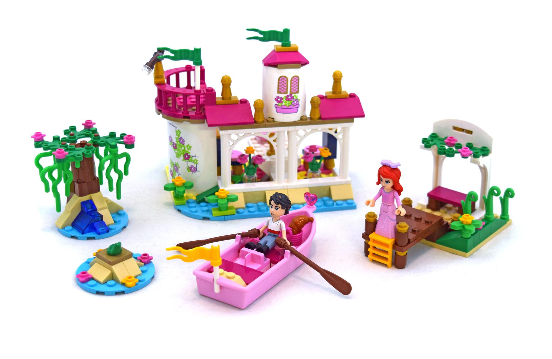 Ariel S Magical Kiss Lego Set 41052 1 Building Sets