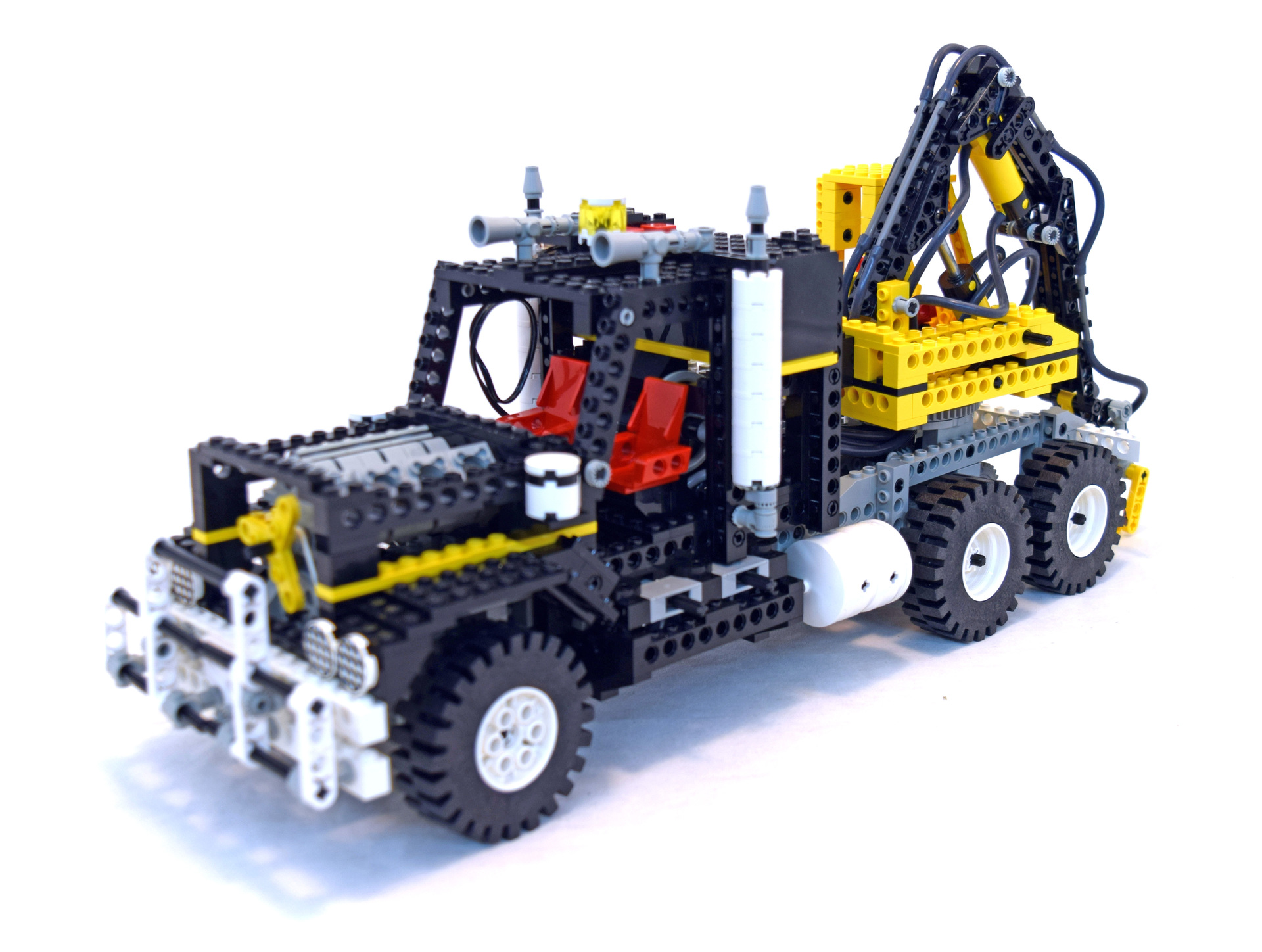 Air Tech Claw Rig Lego Set 8868 1 Building Sets Technic
