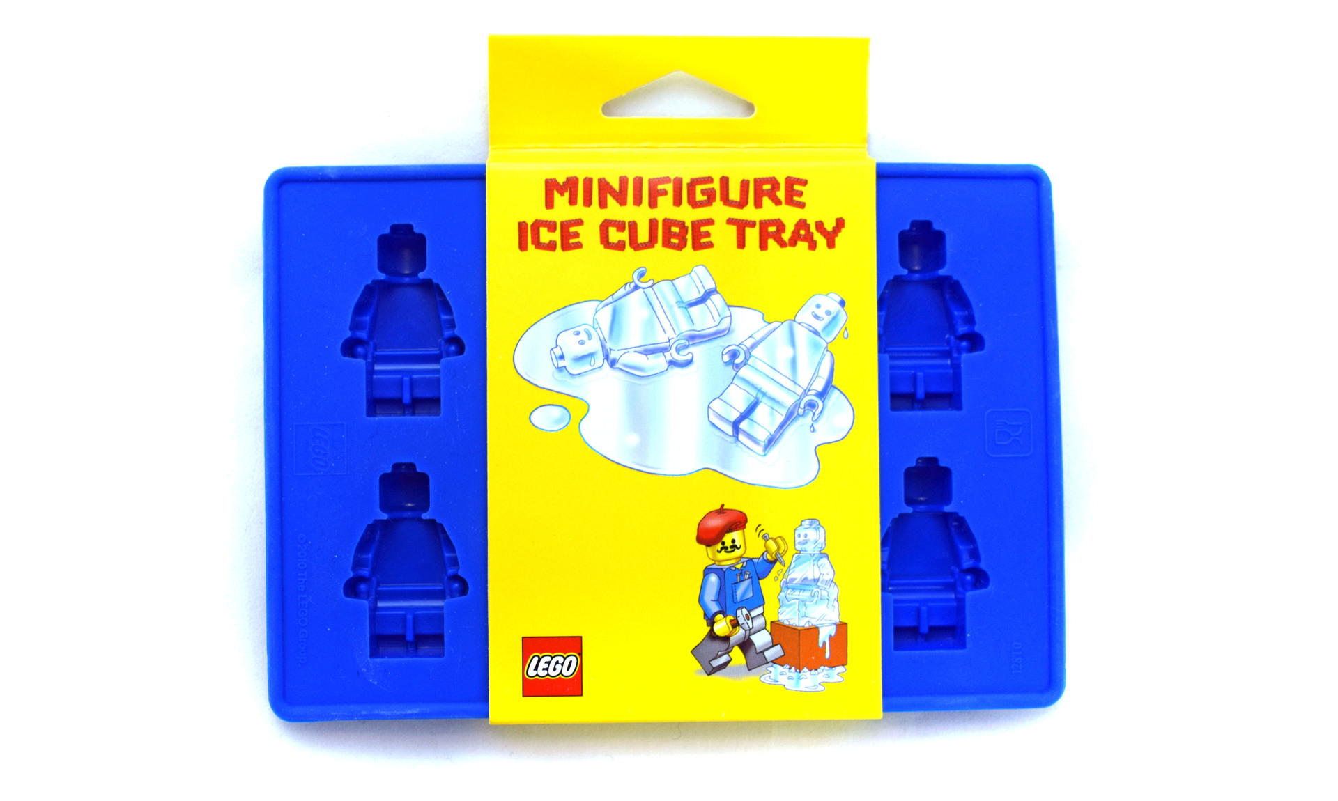 Minifigure Ice Cube Tray Lego Set 852771 1 Nisb