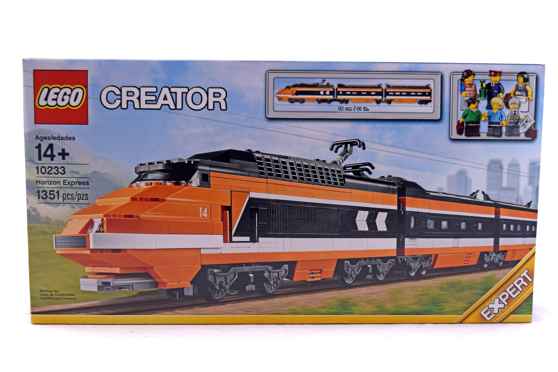 Train Station - LEGO set #7937-1 (NISB) (Building Sets