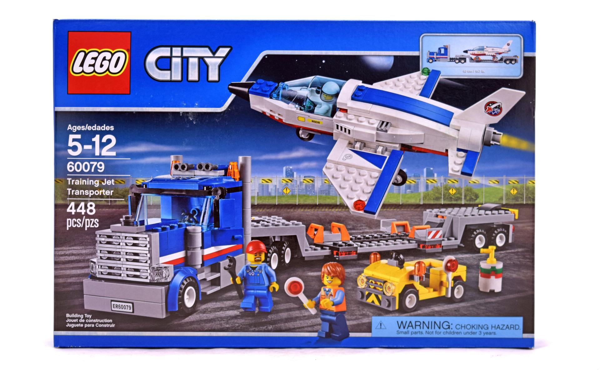 Horizon Express - LEGO set #10233-1 (NISB) (Building Sets