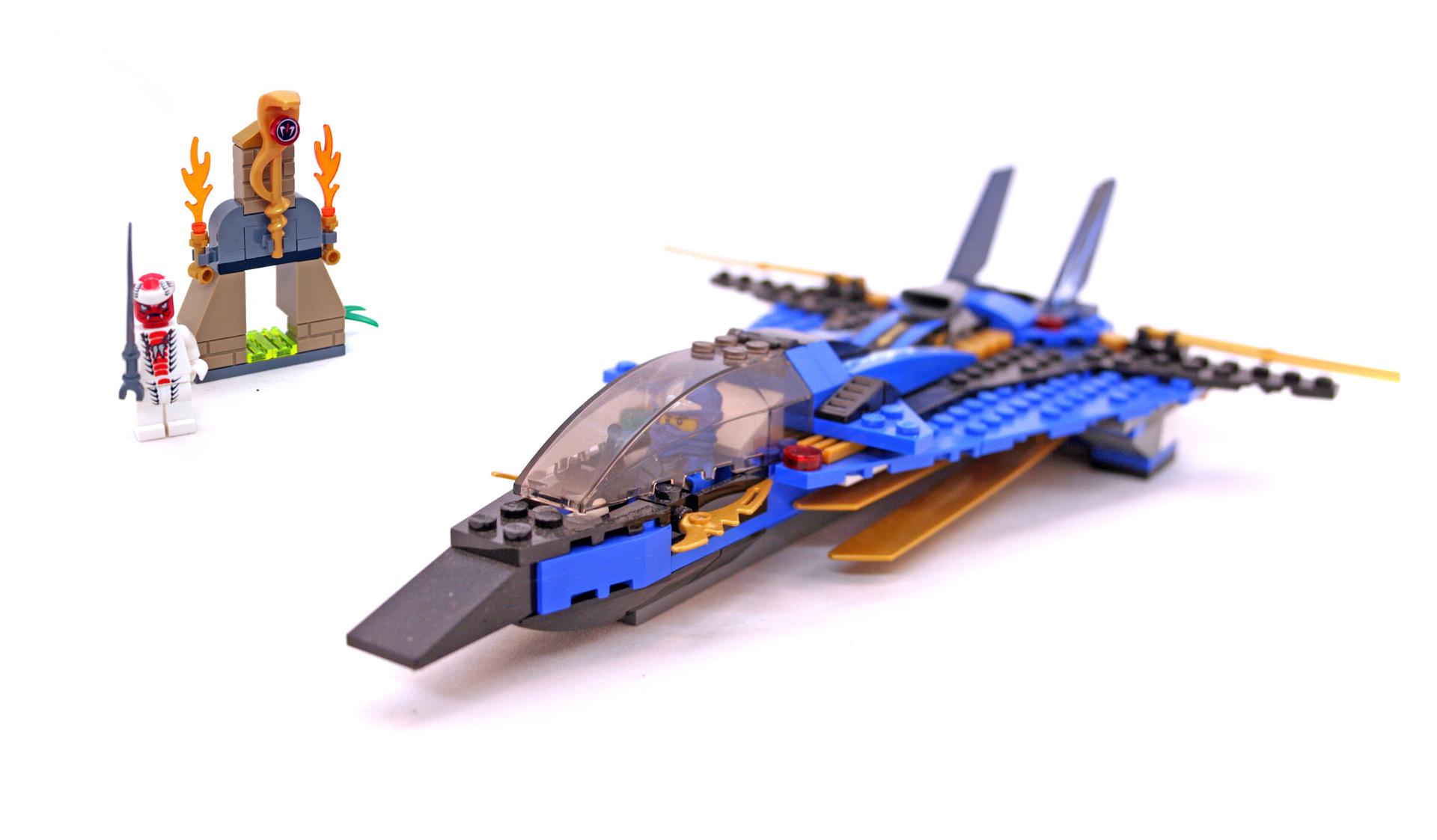 Jay's Storm Fighter - LEGO set #9442-1 (Building Sets ...