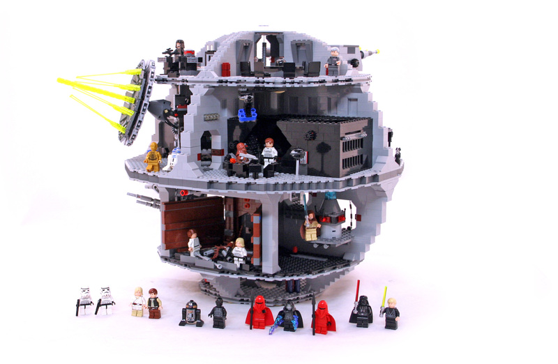 death star lego box - photo #37