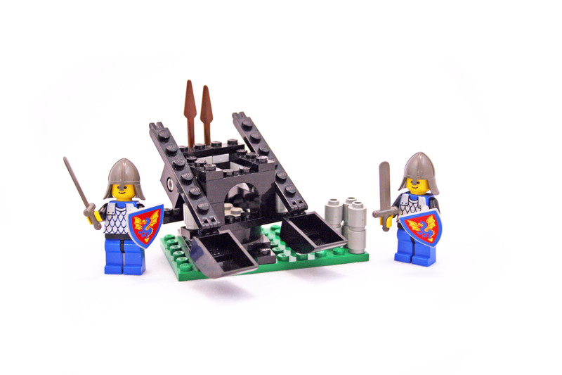 Dual Defender - LEGO set #1491-1