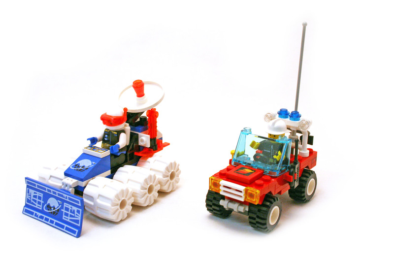 Town / Space Value Pack - LEGO set #1722-1