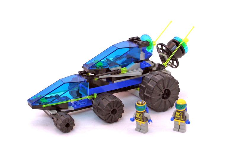 Crater Cruiser - LEGO set #1787-1