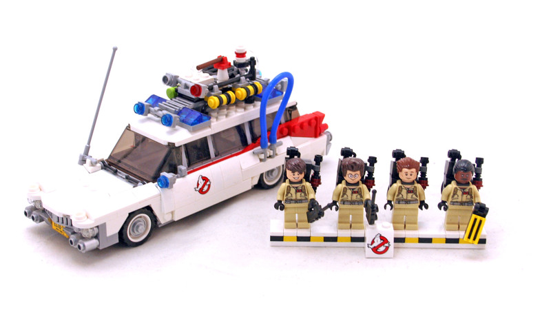 Ghostbusters Ecto-1 - LEGO set #21108-1