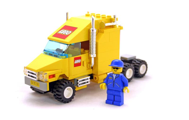 LEGO Truck - LEGO set #2148-1
