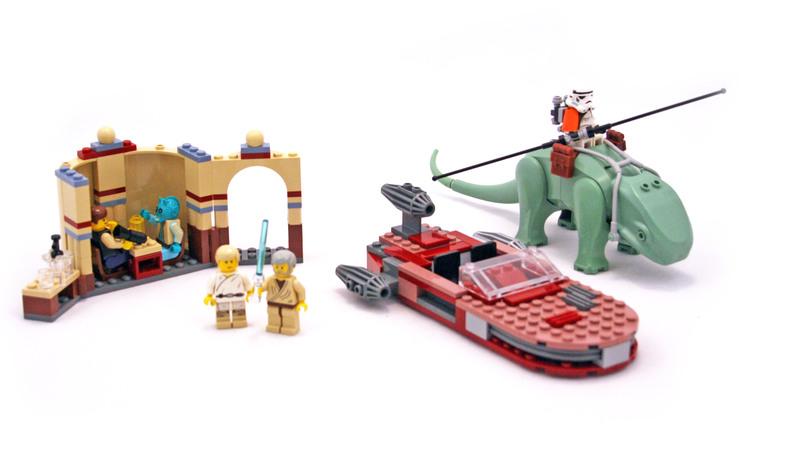 Mos eisley cantina lego set 4501 1 building sets for The menu moss eisley canape