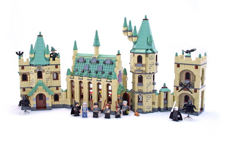 hogwarts castle lego set 4842 1 building sets harry potter. Black Bedroom Furniture Sets. Home Design Ideas