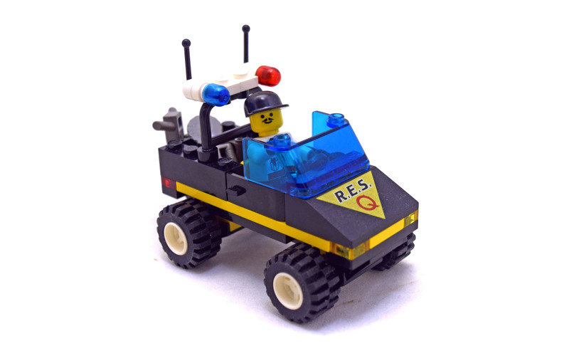 Road Rescue - LEGO set #6431-1