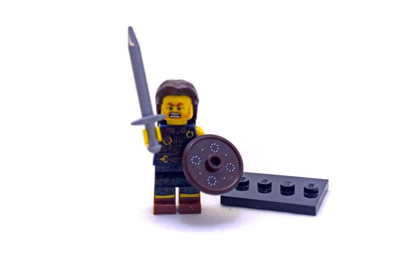 Highland Battler - LEGO set #8827-2