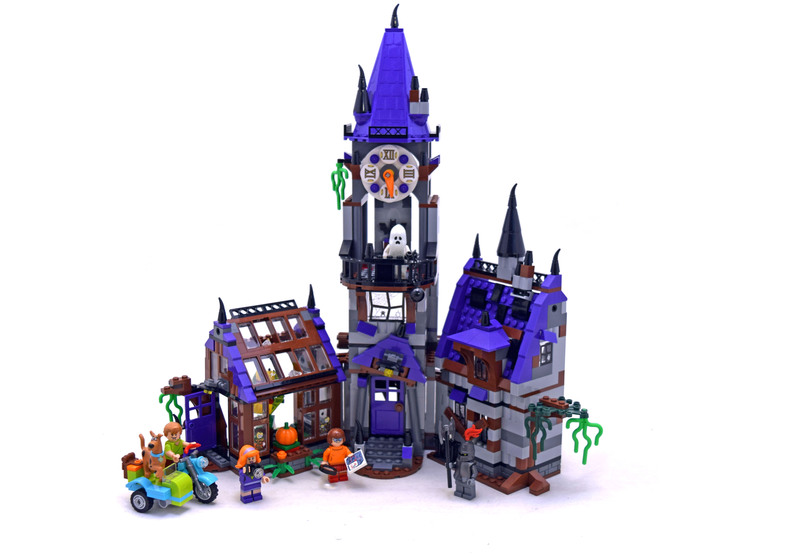 Mystery Mansion - LEGO set #75904-1