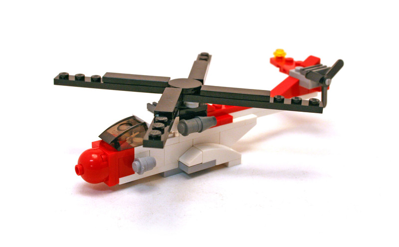 Mini Flyers - LEGO set #4918-1