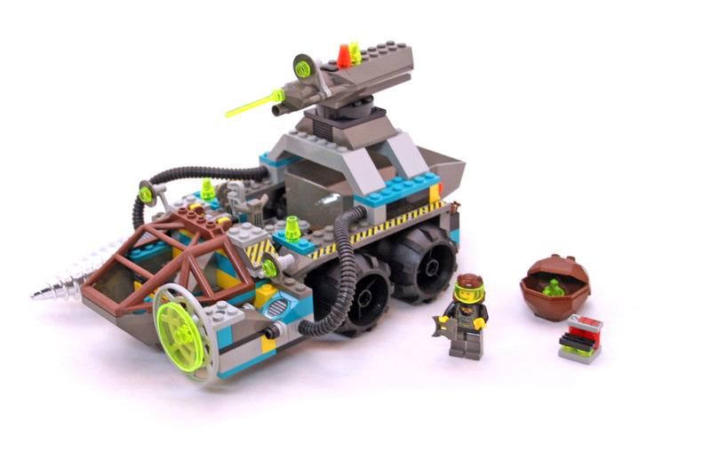 The Chrome Crusher - LEGO set #4970-1