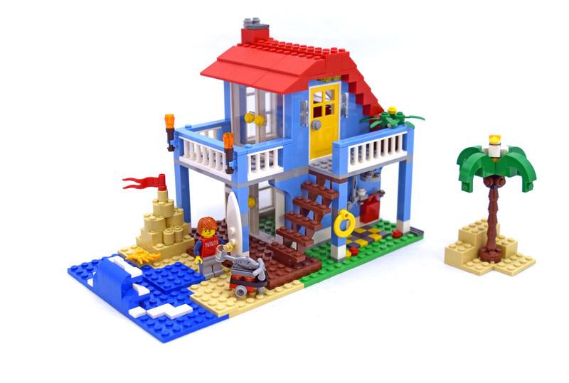 Seaside House - LEGO set #7346-1