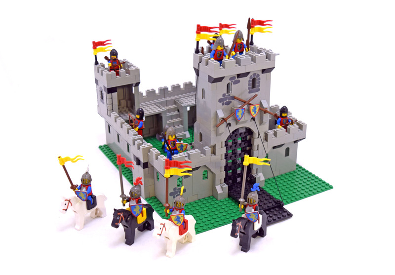 King's Castle - LEGO set #6080-1