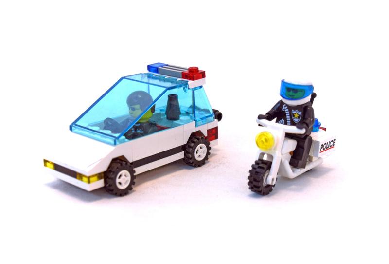 Speed Trackers - LEGO set #6625-1