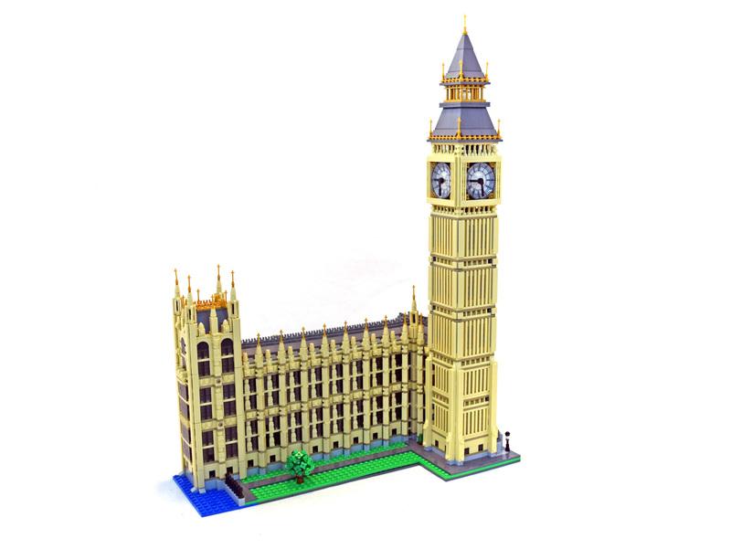 Big Ben - LEGO set #10253-1