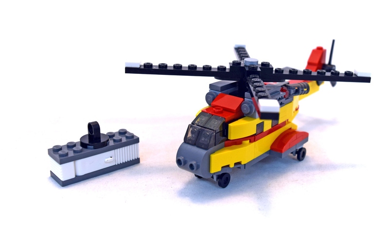 Cargo Heli - LEGO set #31029-1