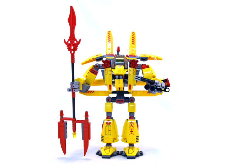 Supernova - LEGO set #7712-1