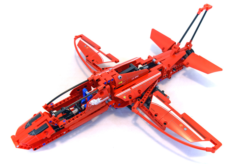Jet Plane - LEGO set #9394-1
