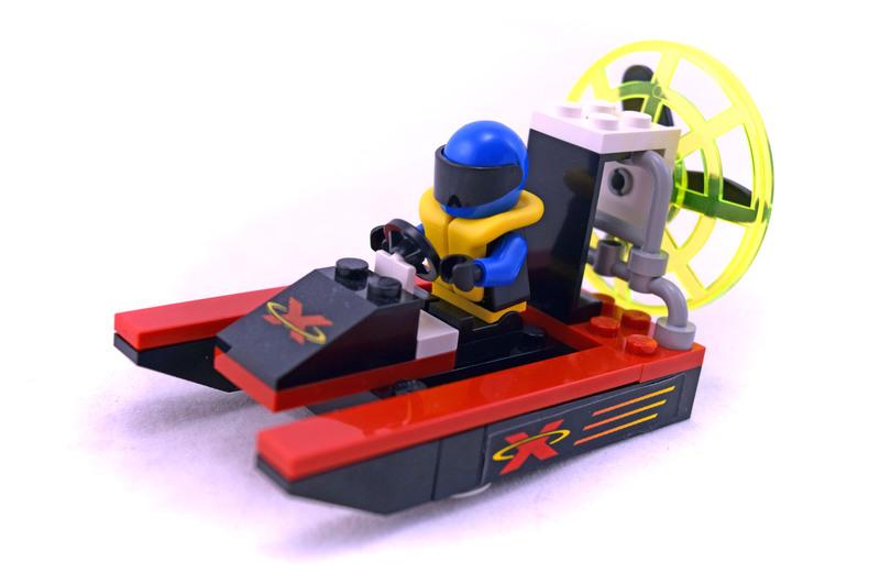Speed Splash - LEGO set #6567-1