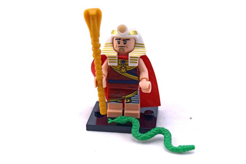 King Tut - LEGO set #71017-19