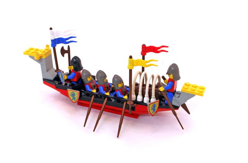 Viking Voyager - LEGO set #6049-1