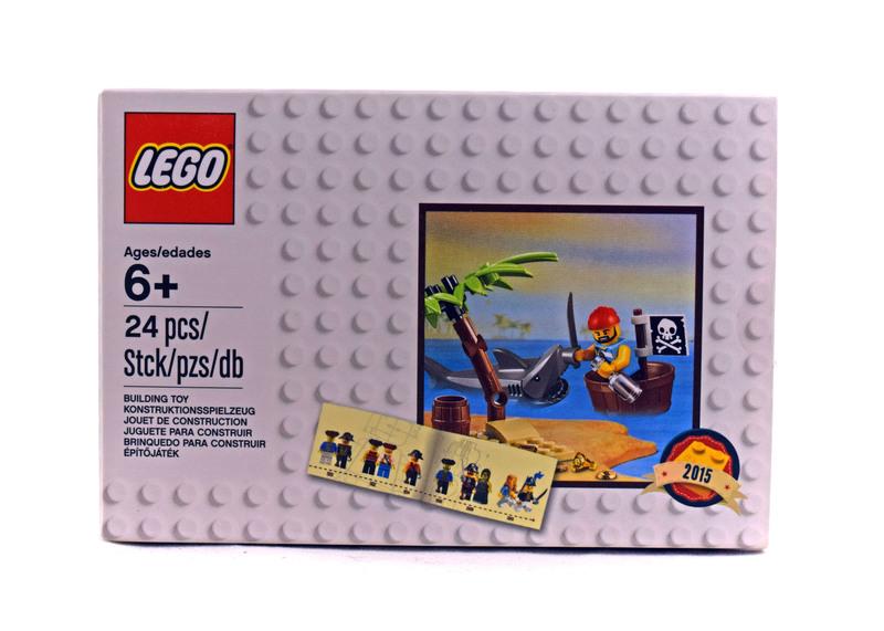 Classic Pirate Minifigure - LEGO set #5003082-1 (NISB)