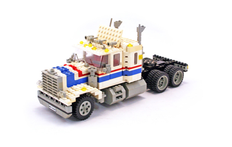 Highway Rig - LEGO set #5580-1