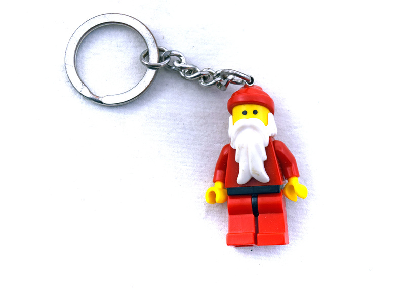 Santa Claus Classic Key Chain - LEGO 850150-1