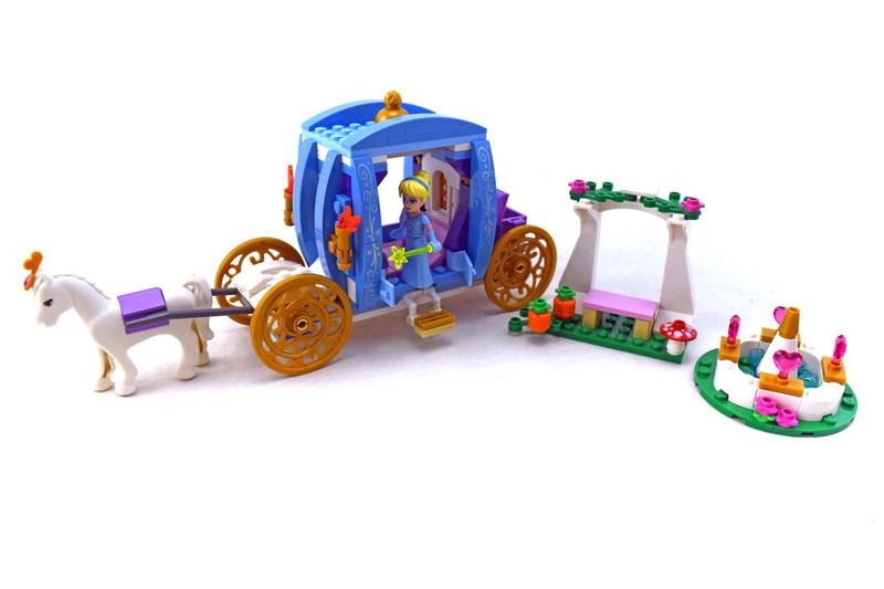Cinderella's Dream Carriage - LEGO set #41053-1