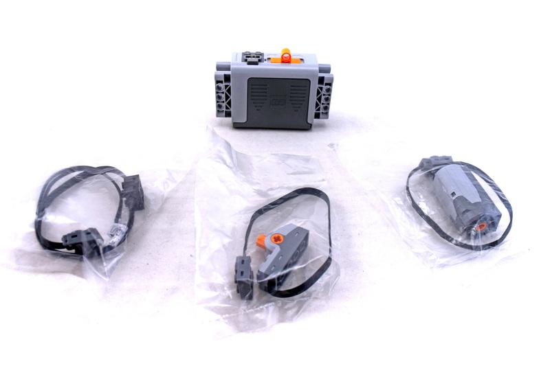 Power Functions Motor Set - LEGO set #8293-1