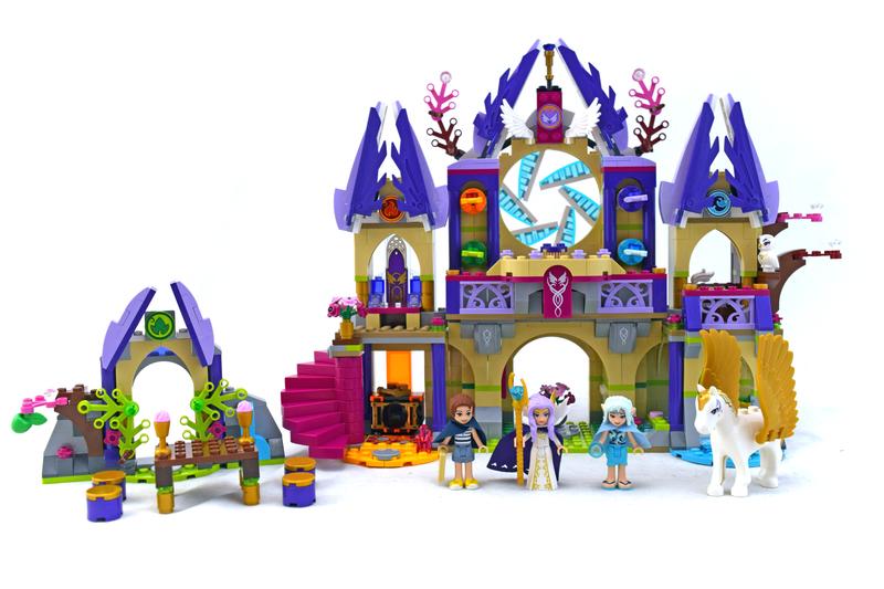 Skyra's Mysterious Sky Castle - LEGO set #41078-1