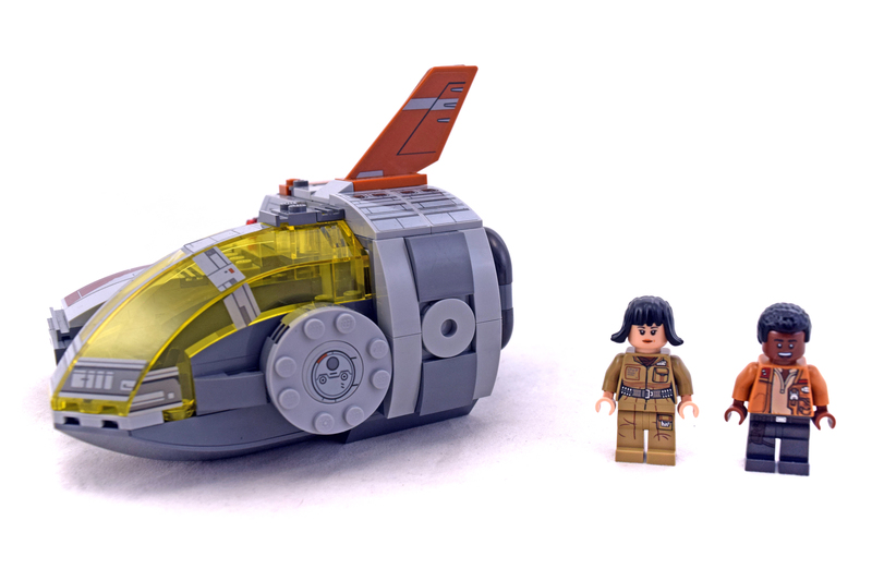 Resistance Transport Pod - LEGO set #75176-1
