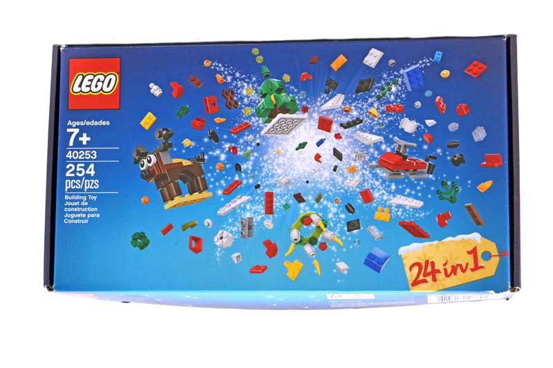 24-in-1 Holiday Countdown Set - LEGO set #40253-1