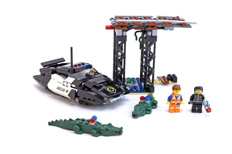 Bad Cop's Pursuit - LEGO set #70802-1