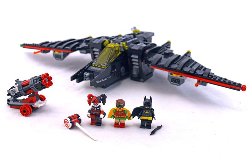 The Batwing - LEGO set #70916-1