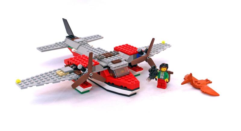 Island Hopper - LEGO set #5935-1