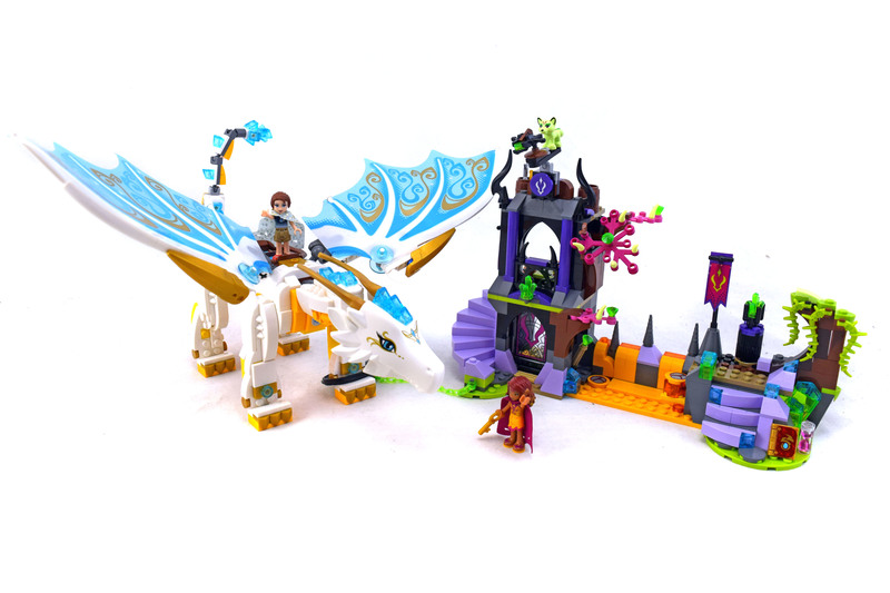 Queen Dragon's Rescue - LEGO set #41179-1