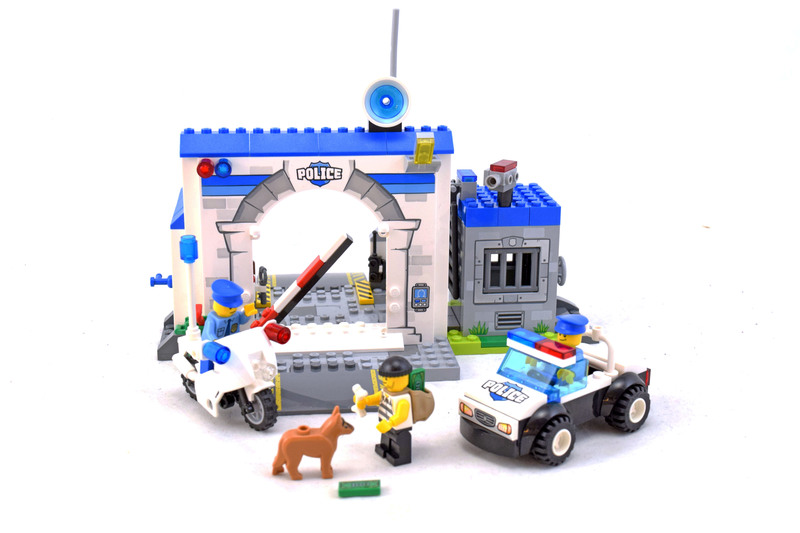Police – The Big Escape - LEGO set #10675-1