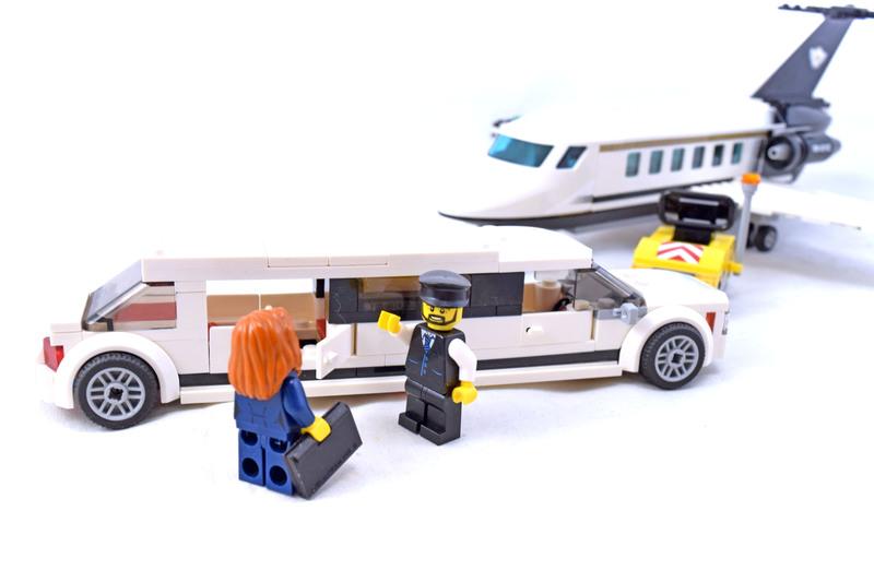 Airport VIP Service - LEGO set #60102-1
