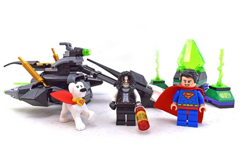 Superman & Krypto Team-Up - LEGO set #76096-1