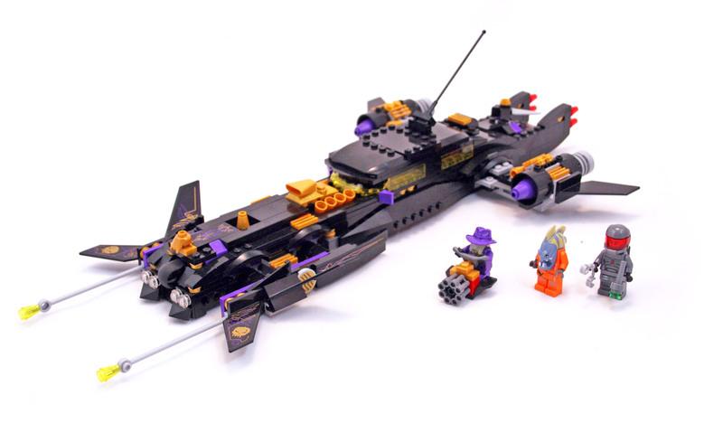 Lunar Limo - LEGO set #5984-1