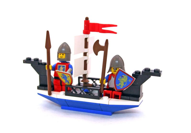 King's Oarsmen - LEGO set #6017-1