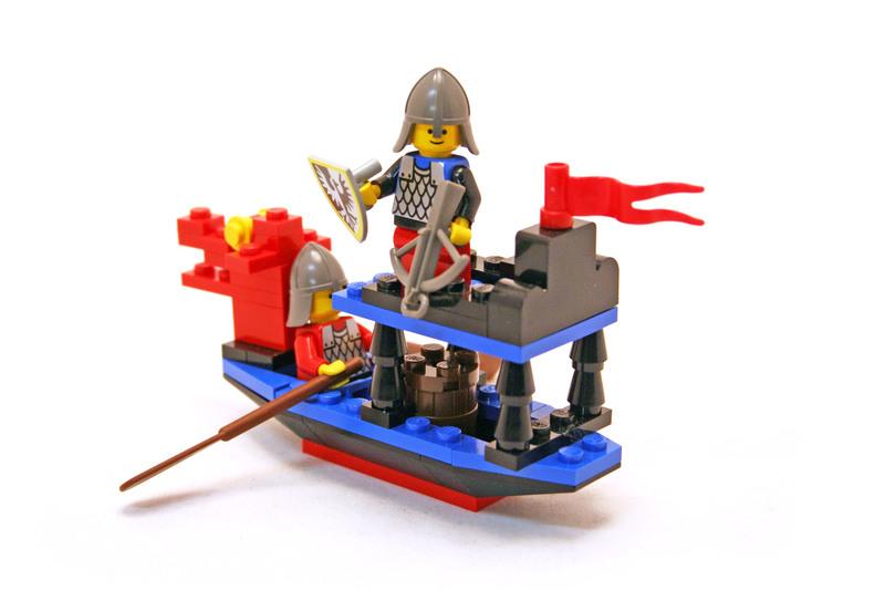 Battle Dragon - LEGO set #6018-1