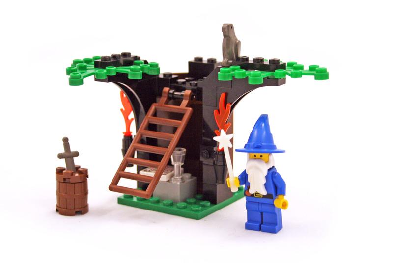 Magic Shop - LEGO set #6020-1