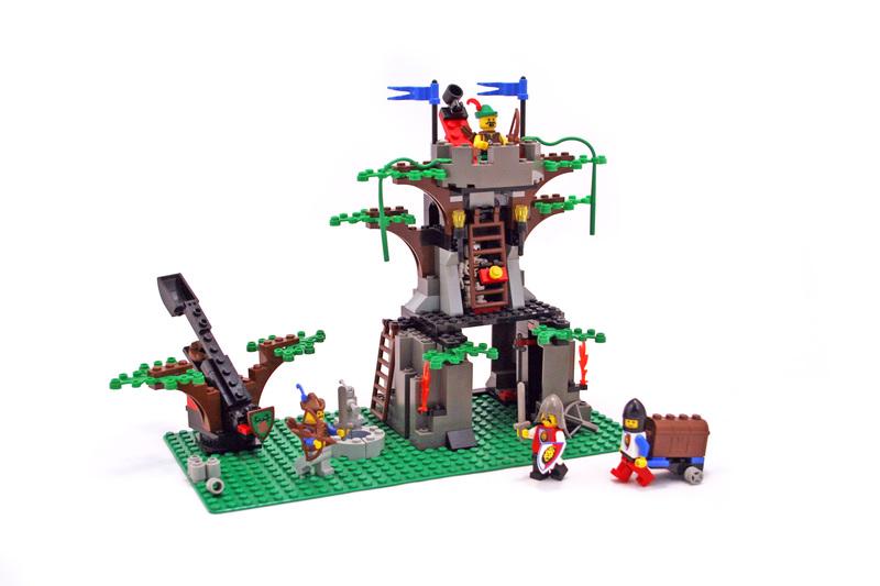 Hemlock Stronghold - LEGO set #6046-1